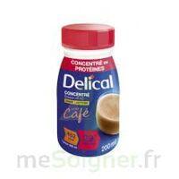 Delical Boisson Hp Hc Concentree Nutriment Café 4bouteilles/200ml à SAINT-JEAN-DE-LIVERSAY