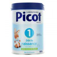Picot Standard 1 Lait Poudre B/800g à SAINT-JEAN-DE-LIVERSAY