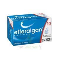 Efferalganmed 1 G Cpr Eff T/8 à SAINT-JEAN-DE-LIVERSAY