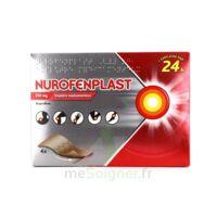 Nurofenplast 200 Mg Emplâtre Médic 4sach à SAINT-JEAN-DE-LIVERSAY