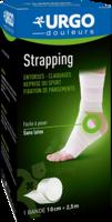 Urgo Strapping 10cm X 2,5m à SAINT-JEAN-DE-LIVERSAY