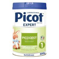 Picot Expert Picogest 1 Lait En Poudre B/800g à SAINT-JEAN-DE-LIVERSAY