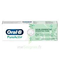 Oral B Pureactiv Dentifrice Soin Essentiel T/75ml à SAINT-JEAN-DE-LIVERSAY