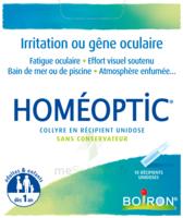 Boiron Homéoptic Collyre Unidose à SAINT-JEAN-DE-LIVERSAY