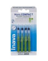 Inava Brossettes Mono-compact Vert Iso 6 2,2mm à SAINT-JEAN-DE-LIVERSAY