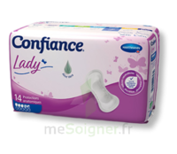 Confiance Lady Protection Anatomique Incontinence 4 Gouttes Sachet/14 à SAINT-JEAN-DE-LIVERSAY