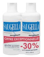 Saugella Emulsion Dermoliquide Lavante 2fl/500ml