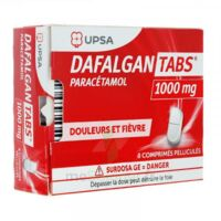 Dafalgantabs 1 G Cpr Pell Plq/8 à SAINT-JEAN-DE-LIVERSAY