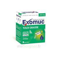 Exomuc 200 Mg, Granulés Pour Usage Oral En Sachet 15 Sachets/2g à SAINT-JEAN-DE-LIVERSAY