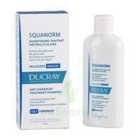 Ducray Squanorm Shampooing Pellicule Grasse 200ml à SAINT-JEAN-DE-LIVERSAY